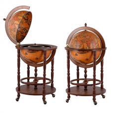 Глобус-бар напольный Zoffoli арт 131