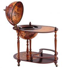 Глобус бар напольный со столиком 42/ECAR