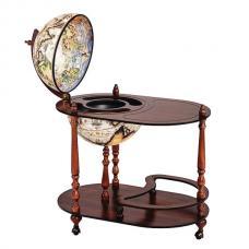 Глобус бар напольный со столиком 42/EWCAR