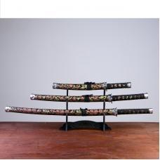 Сувенирный набор самурайских мечей: катана, вакидзаси и танто