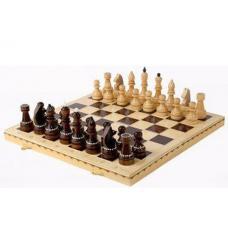 Шахматы турнирные инкрустированные 18CHTI