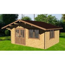 Дачный домик Лилия 4х3 толщина 34