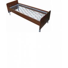 Кровать металлическая со спинками ДКП-5