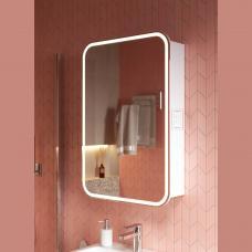 Шкаф для ванной с подсветкой Lana 55