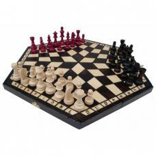 Шахматы подарочные для троих арт 162
