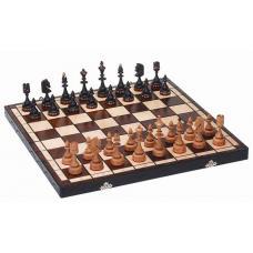 Деревянные шахматы подарочные арт 123