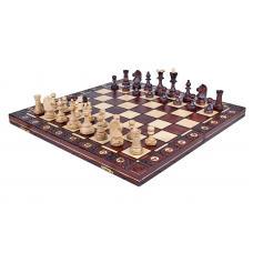 Шахматы деревянные резные арт 135 Консул