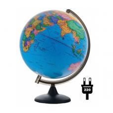 Глобус с политической картой 10031