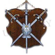 Трофей с тремя мечами арт  TR 3STC