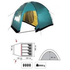 Купить в Минске Палатка кемпинговая Tramp Bell 4 Палатка кемпинговая Tramp Bell 4