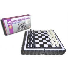 Шахматы походные пластиковые арт 7213-1