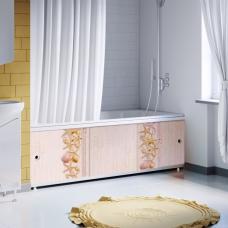 Купить в Минске Экран под ванну 1,5 м , морские ракушки Экран под ванну 1,5 м , морские ракушки