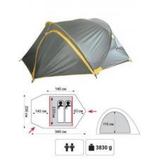 Купить в Минске Палатка туристическая Tramp Colibri Plus Палатка туристическая Tramp Colibri Plus