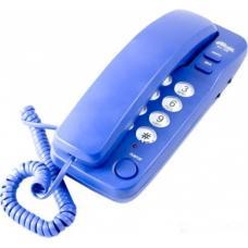 Купить в Минске Телефон проводной Ritmix RT-100 Blue Телефон проводной Ritmix RT-100 Blue
