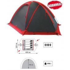 Купить в Минске Палатка экспедиционная Tramp Rock 4 Палатка экспедиционная Tramp Rock 4