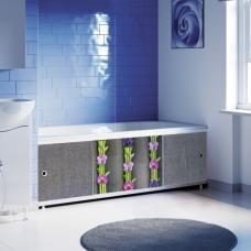Купить в Минске Экран под ванну 1,5 м, орхидея Экран под ванну 1,5 м, орхидея