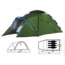 Палатка универсальная туристическая MERAN 4