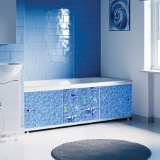 Купить в Минске Экран под ванну 1,5 м. дельфины Экран под ванну 1,5 м. дельфины