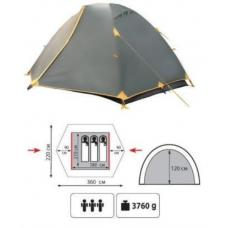 Купить в Минске Палатка туристическая Tramp Nishe 3 Палатка туристическая Tramp Nishe 3