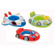 Купить в Минске Надувной детский круг-ходунки Intex 59586 Надувной детский круг-ходунки Intex 59586