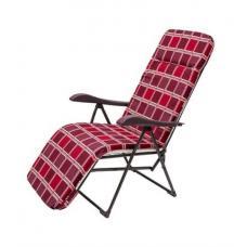 Складное кресло-шезлонг Леонардо