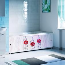 Купить в Минске Экран под ванну 1,5 м, вьюн красный Экран под ванну 1,5 м, вьюн красный