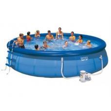 Купить в Минске Надувной бассейн Intex 54916 (28168) Easy Set Pool  457х122 см Надувной бассейн Intex 54916 (28168) Easy Set Pool  457х122 см