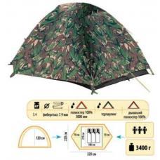 Купить в Минске Палатка туристическая Sol Hunter 3 Палатка туристическая Sol Hunter 3