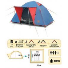 Купить в Минске Палатка туристическая Sol Wonder 3+ Палатка туристическая Sol Wonder 3+