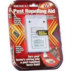 Купить в Минске Электронный отпугиватель насекомых и грызунов Riddex Pest Repeller Электронный отпугиватель насекомых и грызунов Riddex Pest Repeller