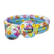 Купить в Минске Детский надувной бассейн Intex 59469 Детский надувной бассейн Intex 59469