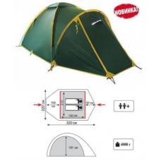 Купить в Минске Палатка туристическая Tramp Space 2 Палатка туристическая Tramp Space 2