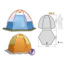 Купить в Минске Палатка для зимней рыбалки World of Maverick ICE 3 Палатка для зимней рыбалки World of Maverick ICE 3
