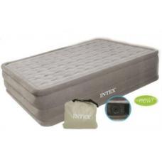 Купить в Минске Кровать надувная INTEX 66958 152х203х46см Кровать надувная INTEX 66958 152х203х46см