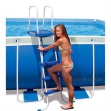 Купить в Минске Лестница Intex 58973 (для бассейнов 107 см Лестница Intex 58973 (для бассейнов 107 см
