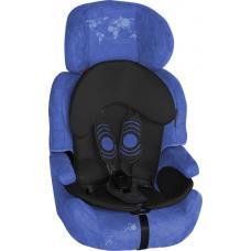 Купить в Минске Автокресло детское Bertoni Uno Blue Black World Автокресло детское Bertoni Uno Blue Black World