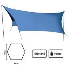 Купить в Минске Тент Sol Tent Blue 4,4х4,4м Тент Sol Tent Blue 4,4х4,4м