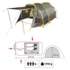 Купить в Минске Палатка туристическая Tramp Octave 3 Палатка туристическая Tramp Octave 3