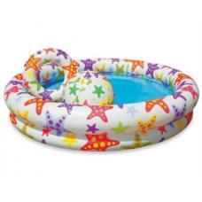 Купить в Минске Детский надувной бассейн Intex 59460 Детский надувной бассейн Intex 59460