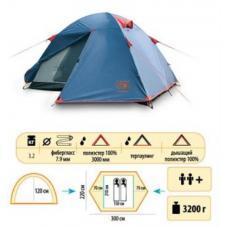 Купить в Минске Палатка туристическая Sol Tourist 2+ Палатка туристическая Sol Tourist 2+