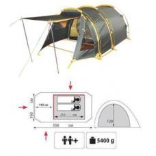 Купить в Минске Палатка туристическая Tramp Octave 2 Палатка туристическая Tramp Octave 2