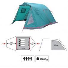 Купить в Минске Палатка кемпинговая Tramp Baltic Wave 6 Палатка кемпинговая Tramp Baltic Wave 6