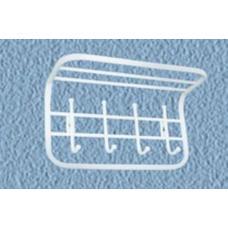 Купить в Минске Вешалка настенная ТСП-1 арт. 0211 Вешалка настенная ТСП-1 арт. 0211