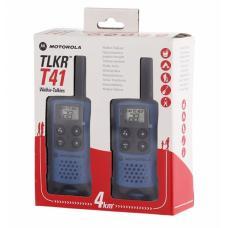 Купить в Минске Радиостанция переносная Motorola TLKR-T41 Радиостанция переносная Motorola TLKR-T41