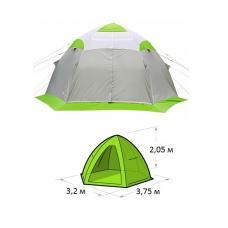 Купить в Минске Палатка зимняя автомат LOTOS 5 Палатка зимняя автомат LOTOS 5