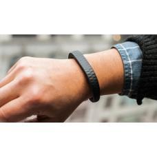 Купить в Минске Фитнес-браслет Jawbone UP medium чёрный Фитнес-браслет Jawbone UP medium чёрный
