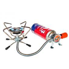 Купить в Минске Газовая портативная горелка плита MINI-1000 TM-100 Газовая портативная горелка плита MINI-1000 TM-100