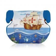 Купить в Минске Автокресло (бустер) Bertoni Teddy Blue Ship Автокресло (бустер) Bertoni Teddy Blue Ship