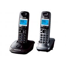 Купить в Минске Радиотелефон DECT Panasonic KX-TG2512RU2 Радиотелефон DECT Panasonic KX-TG2512RU2