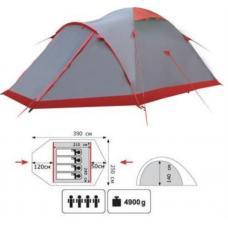 Купить в Минске Палатка экспедиционная Tramp Mountain 4 Палатка экспедиционная Tramp Mountain 4